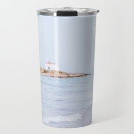 Island in the sea Travel Mug