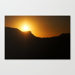 Saturated Canvas Print