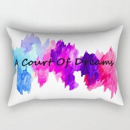A Court of Dreams Rectangular Pillow