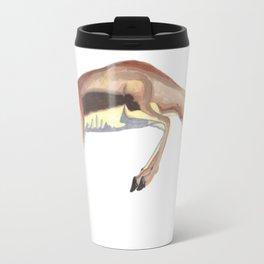 leaping gazelle Travel Mug