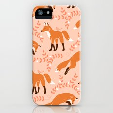 Socks the Fox - Dawn iPhone (5, 5s) Slim Case