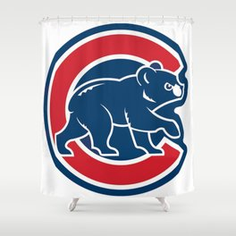 Cubs Shower Curtains