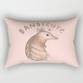 Bandicute Rectangular Pillow