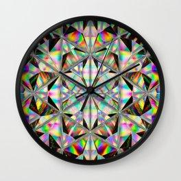 Quartz Core Wall Clock