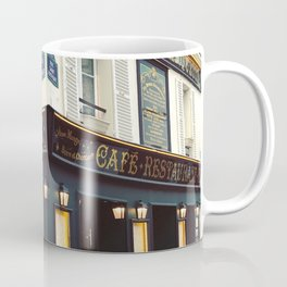 Cafe Culture Coffee Mug