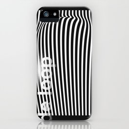 Lorem de Loop #014 iPhone Case