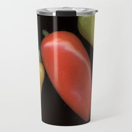 The Three Pepper Bonanza Travel Mug