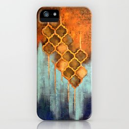 Golden Tales iPhone Case