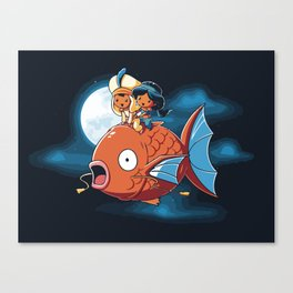 A special Crossover Canvas Print