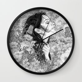 Last Forever Wall Clock