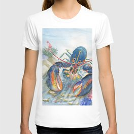 Under The Sea 2 - Lobster T-shirt