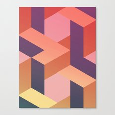 Geometry #04 Canvas Print