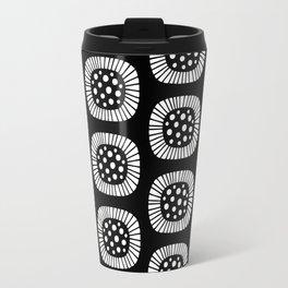 Atomic Sunburst 6 Travel Mug