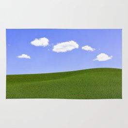 5 Clouds Rug