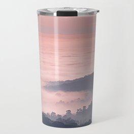 Sea of mist Travel Mug