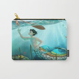 Little Merman Carry-All Pouch