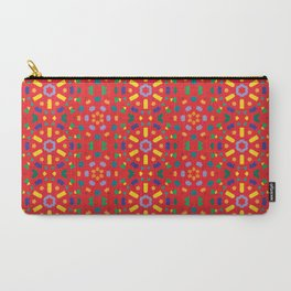 Kaleidoscope Number 1 Carry-All Pouch