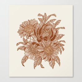 Overgrown 7 Canvas Print