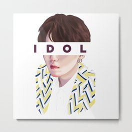 Idol vs02 Metal Print