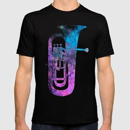 euphonium music T-shirt