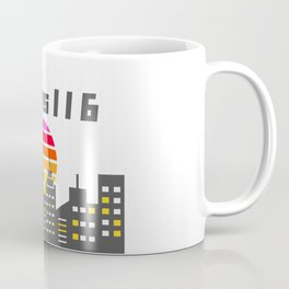 Romans 1:16 Coffee Mug