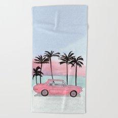 Mustang Sadie Beach Towel