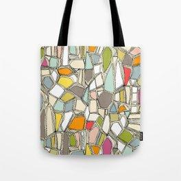 BROKEN POP Tote Bag