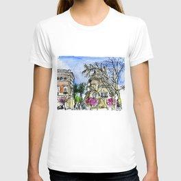 Plaça de la Virreina, Barcelona T-shirt