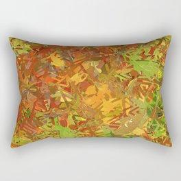 Autumn moods n.21 Rectangular Pillow