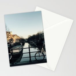 Morning in Amsterdam Stationery Cards