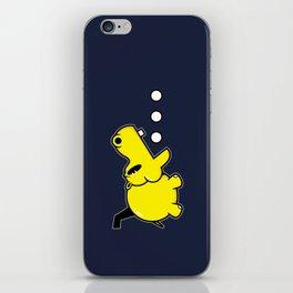 Waka Waka Hippos iPhone Skin