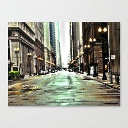 WS Canvas Print
