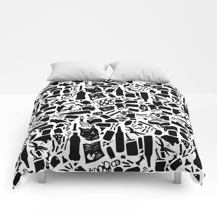 Trash Comforters