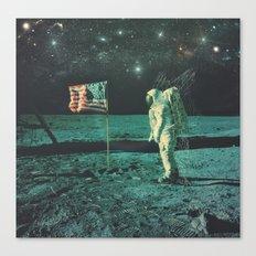 Project Apollo - 2 Canvas Print