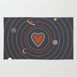 Love Universe Rug