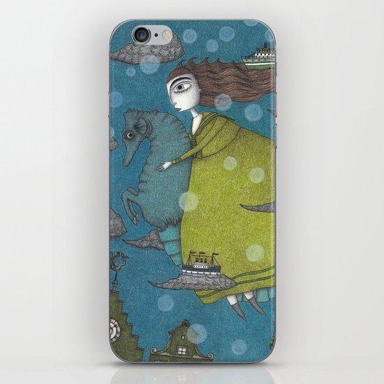 The Sea Voyage iPhone & iPod Skin