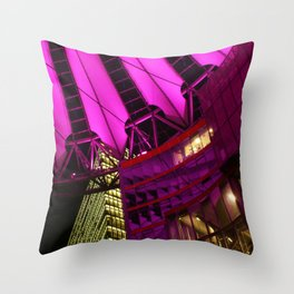 Fesival of Lights Throw Pillow