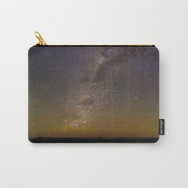 Milky Way Galaxy Star Night Sky Night Time Carry-All Pouch
