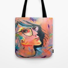 Pink Guy Tote Bag