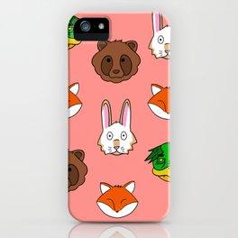 Peach KRFT iPhone Case