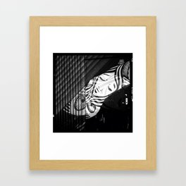 BRUM #001 Framed Art Print