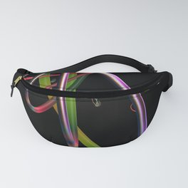 Colourful Hula Hoops Fanny Pack