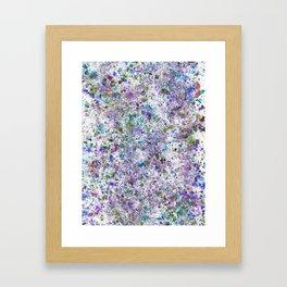 Abstract Artwork Colourful #6 Framed Art Print