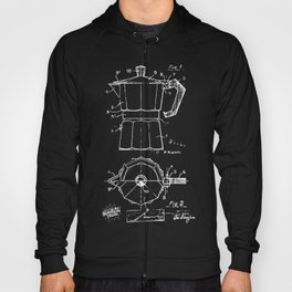 Cafetera Xrays Part 1 Hoody