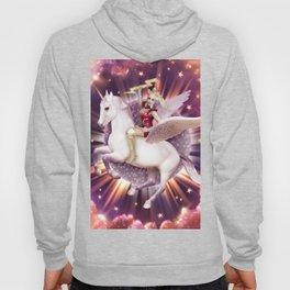 Andora: Drag Queen Riding a Unicorn Hoody