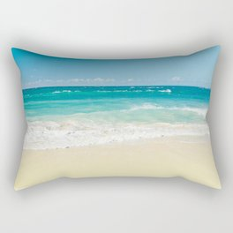 Beach Love Rectangular Pillow