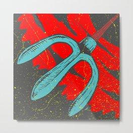 Trident 3 Metal Print