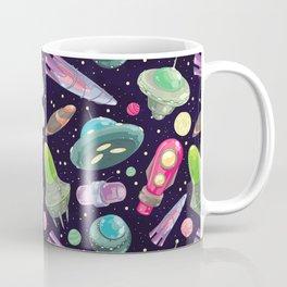 funny UFO Coffee Mug