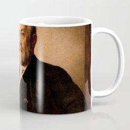 Portrait of Benjamin Harrison Coffee Mug
