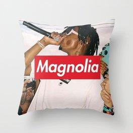 MAGNOLIA Playboi Carti Throw Pillow